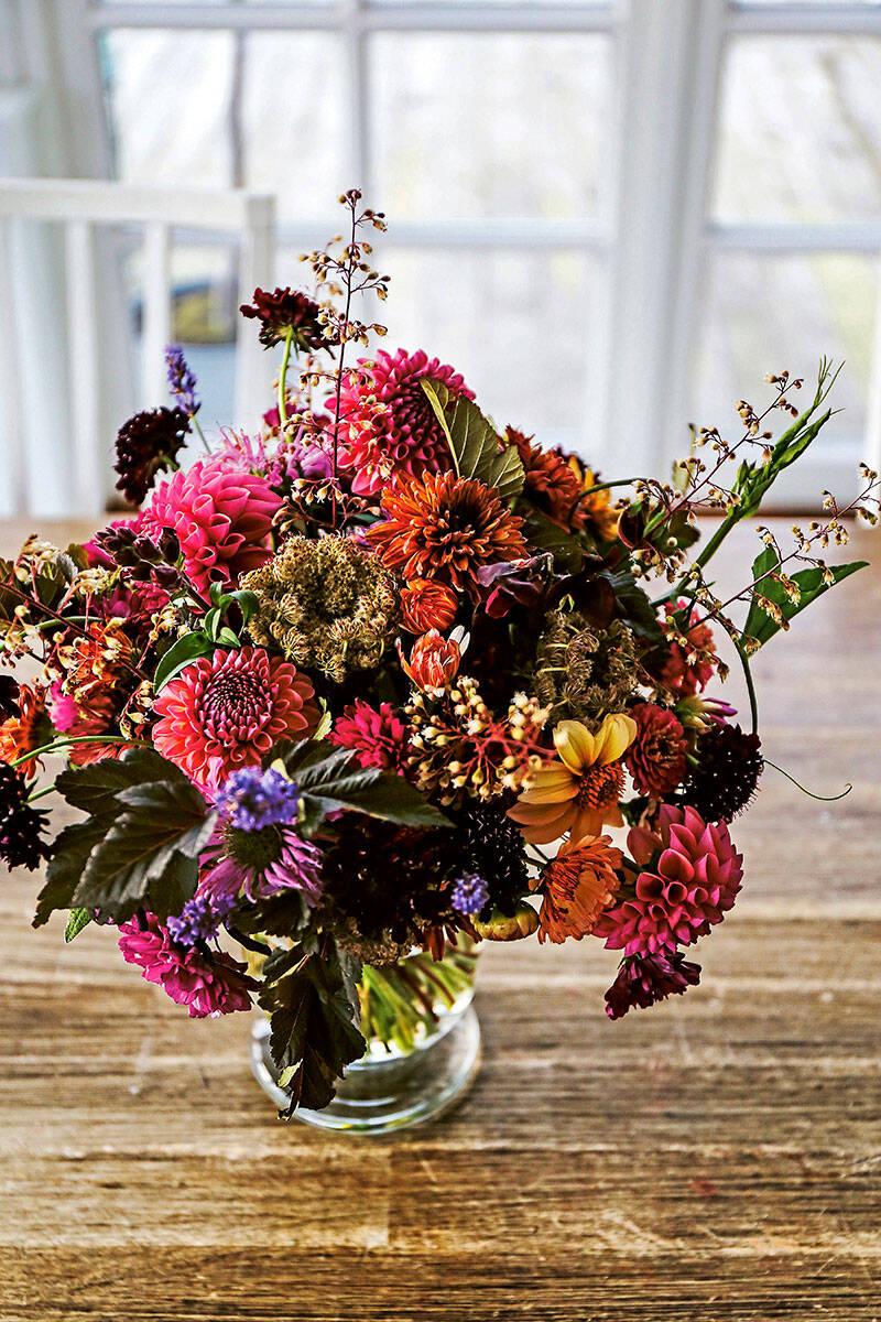 Hanna Wendelbo skapar blomstermagi – här är hennes bästa hösttips