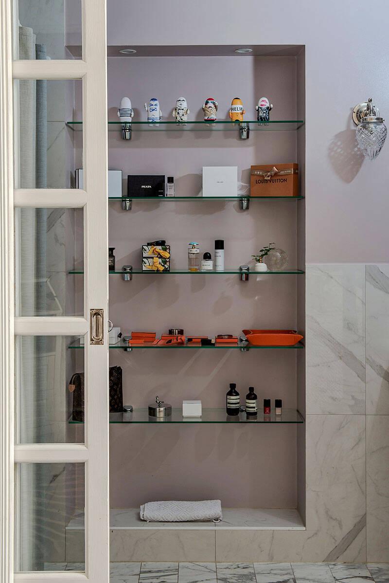 Elegans möter funktion i vackra sekelskiftesvåningen
