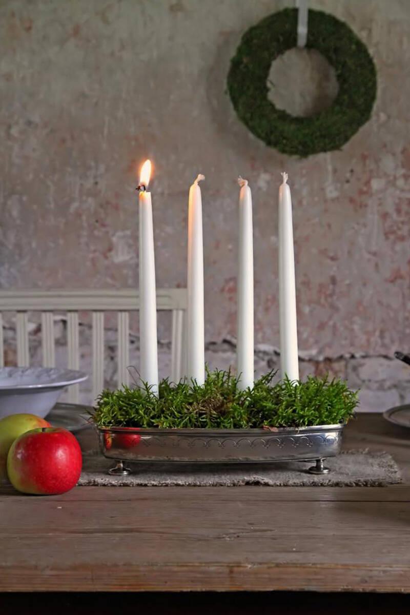 11 stilfulla adventsljusstakar i butik just nu