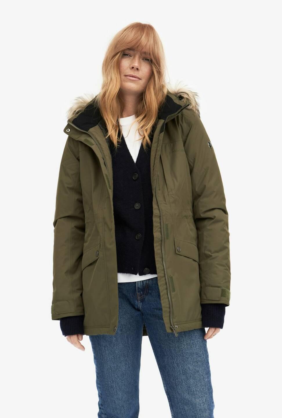 Sex snygga jackor som håller dig varm i vinter