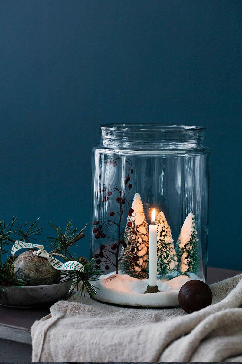 Pyssel: 9 enkla julgranar att dekorera med