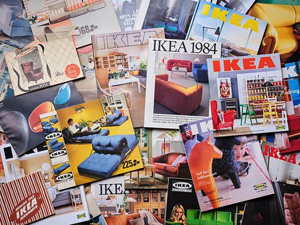 Ikea-katalogen lägger ner –här är varför