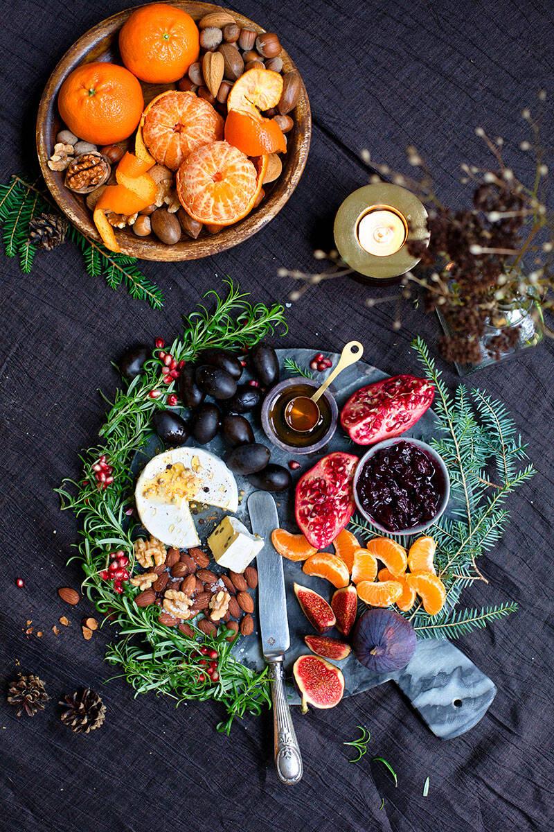 6 vackra rätter till advent eller julbordet