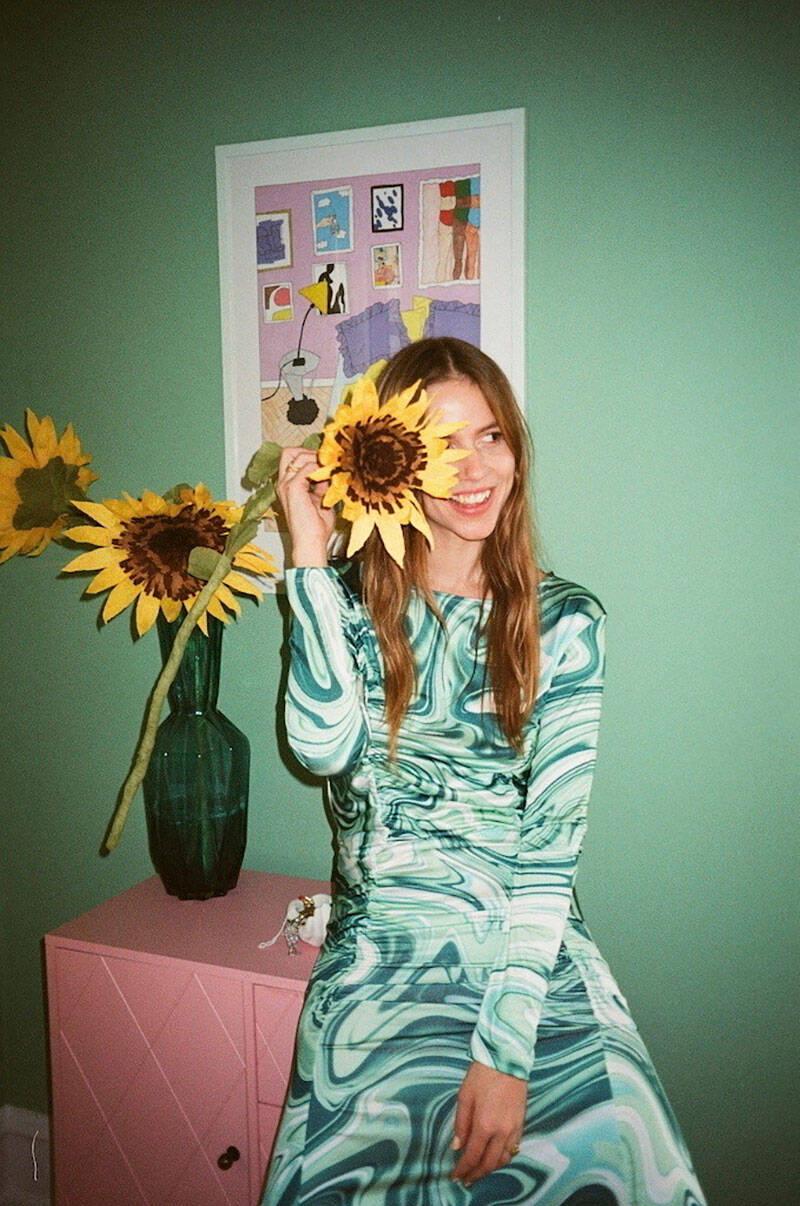 Lekfull glädjekick – här är Ellos Homes nya kollektion med Trine Kjær