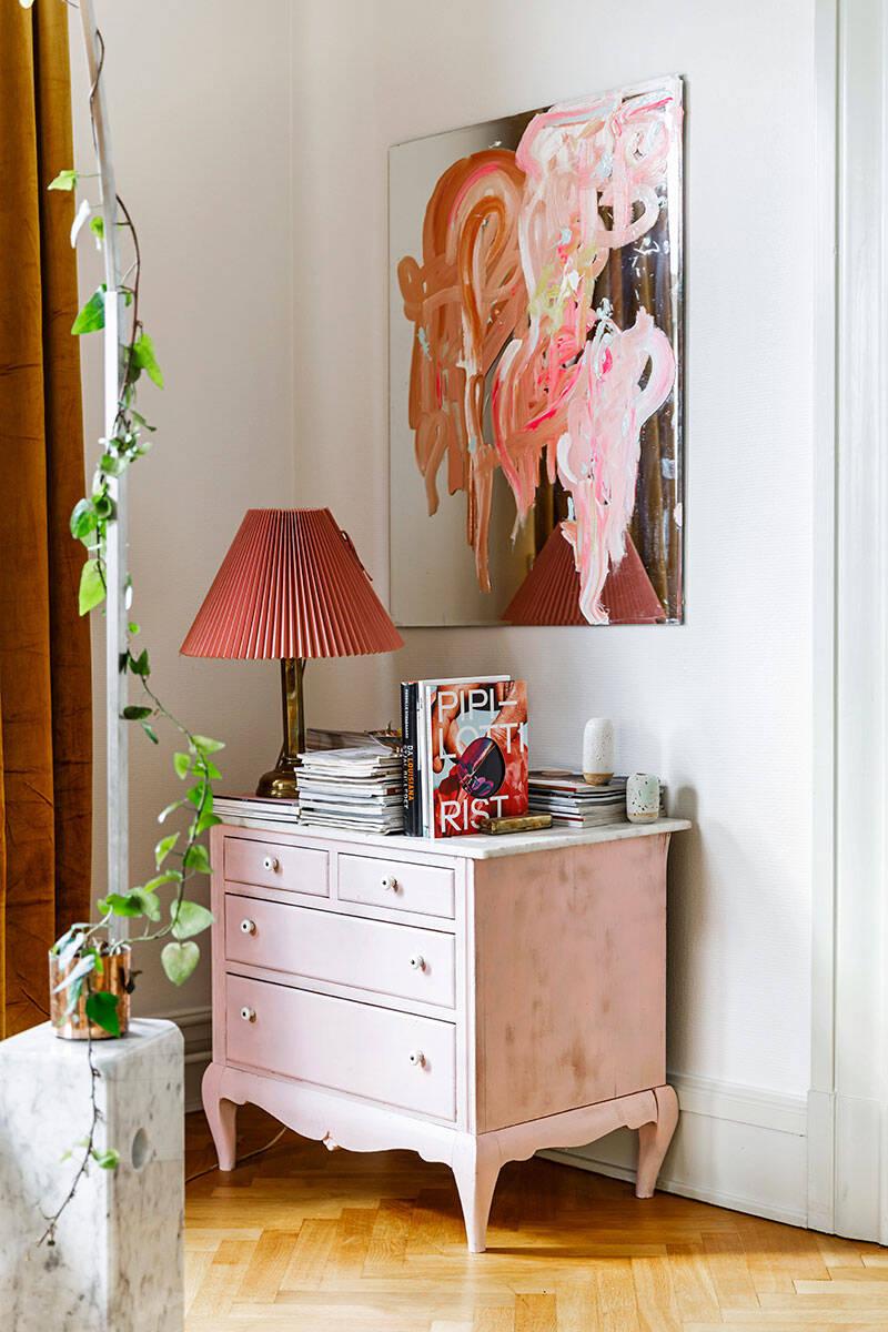 Vintageinspiration och vackra detaljer –kika in