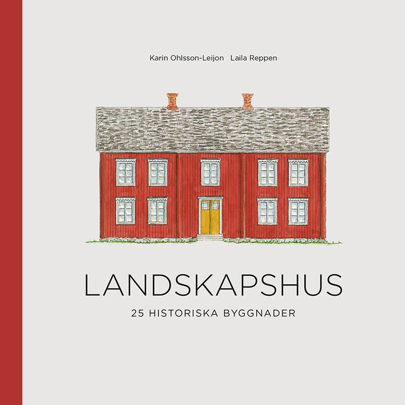 Hus & Hem släpper ny bok om Sveriges landskapshus