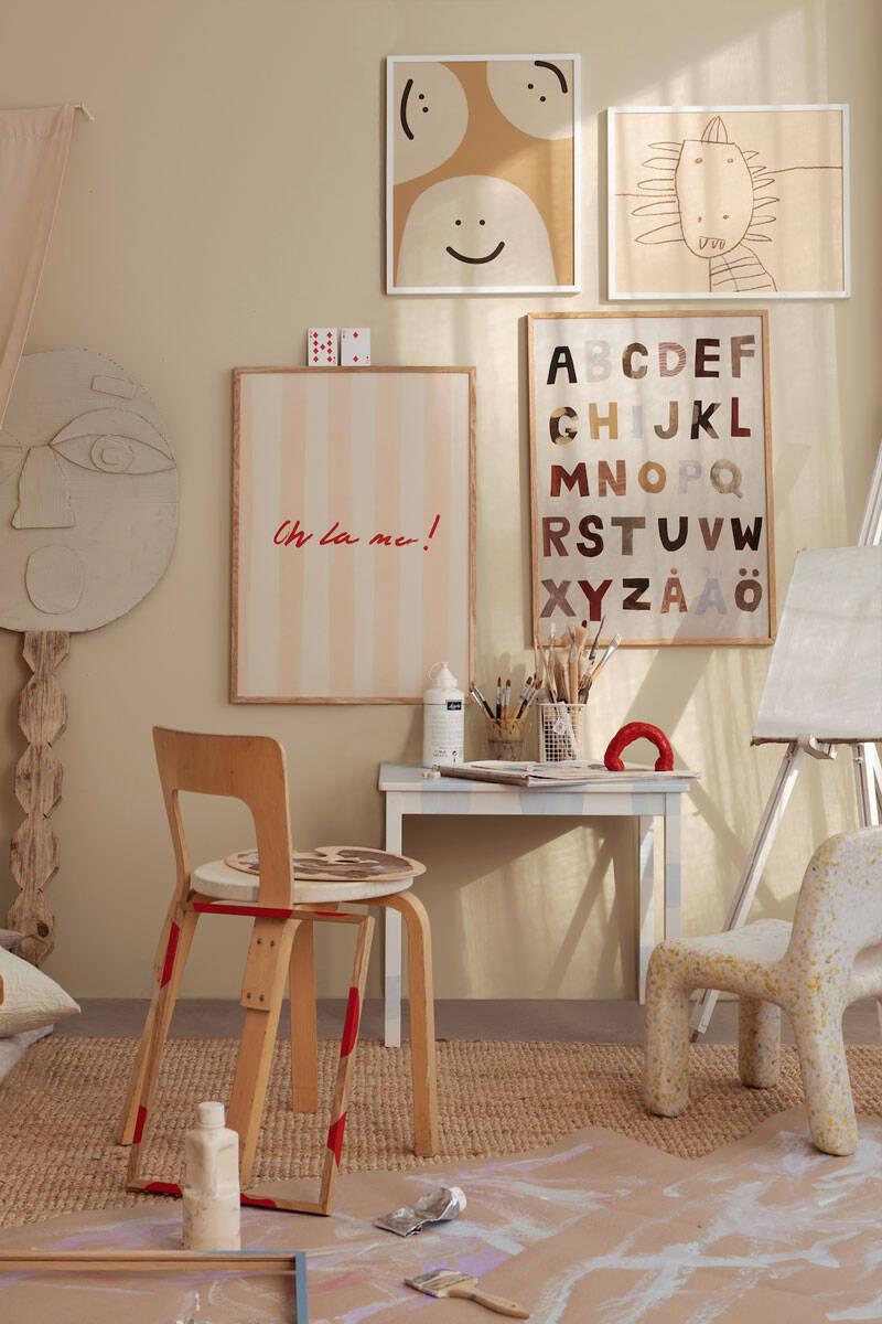 Så skapar du ett ombonat barnrum –stylistens bästa tips