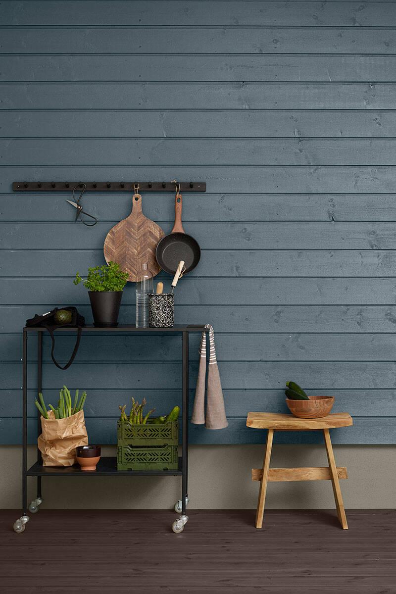 Sätt färg på huset – så skapar du färgharmoni utomhus