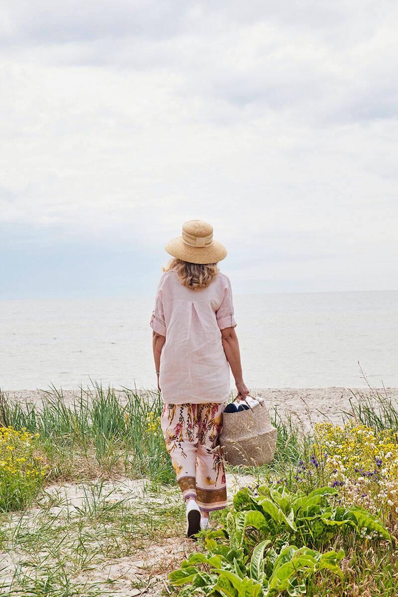 Inspirerande drömhem vid stranden – kika in