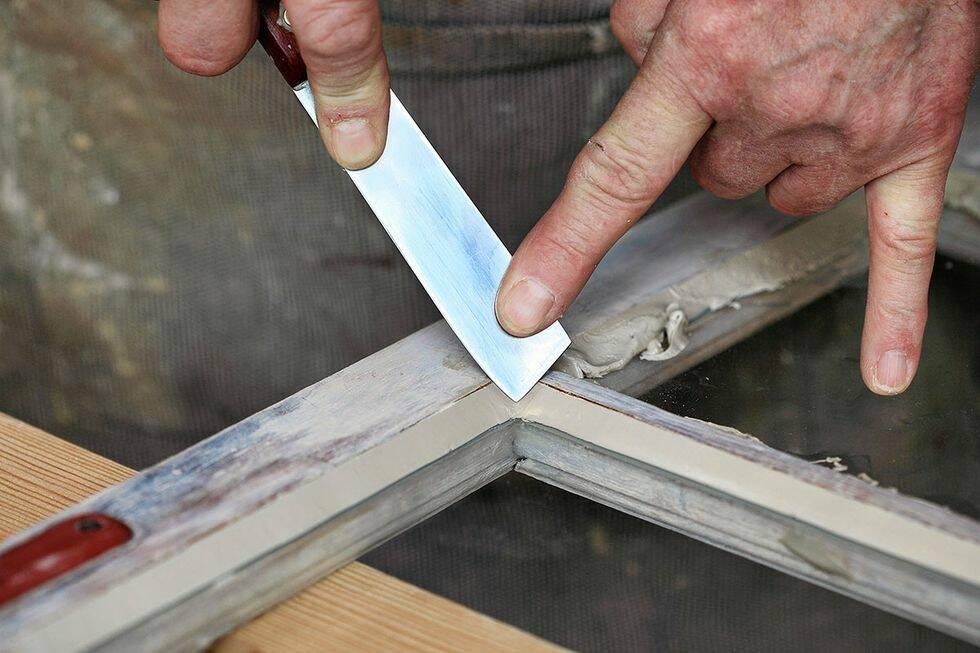 Så renoverar du dina fönster – steg för steg