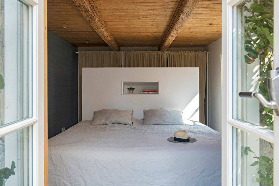 Plywoodkök, designklassiker och hållbara material i Höganäs