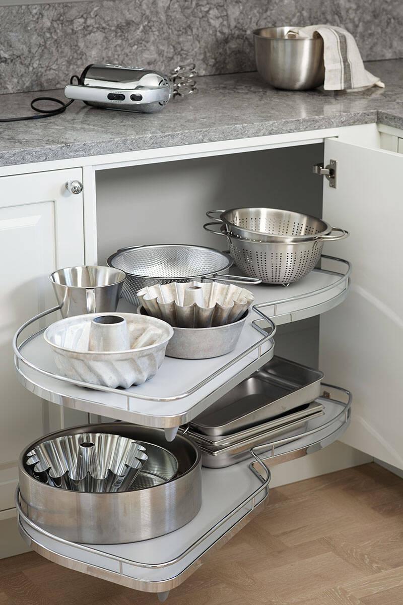 5 idéer för ett smartare och snyggare kök
