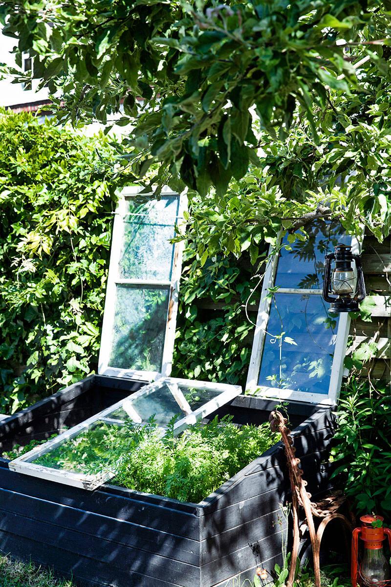 Utekök och grillplats – inspireras av den vackra trädgården i Köpenhamn