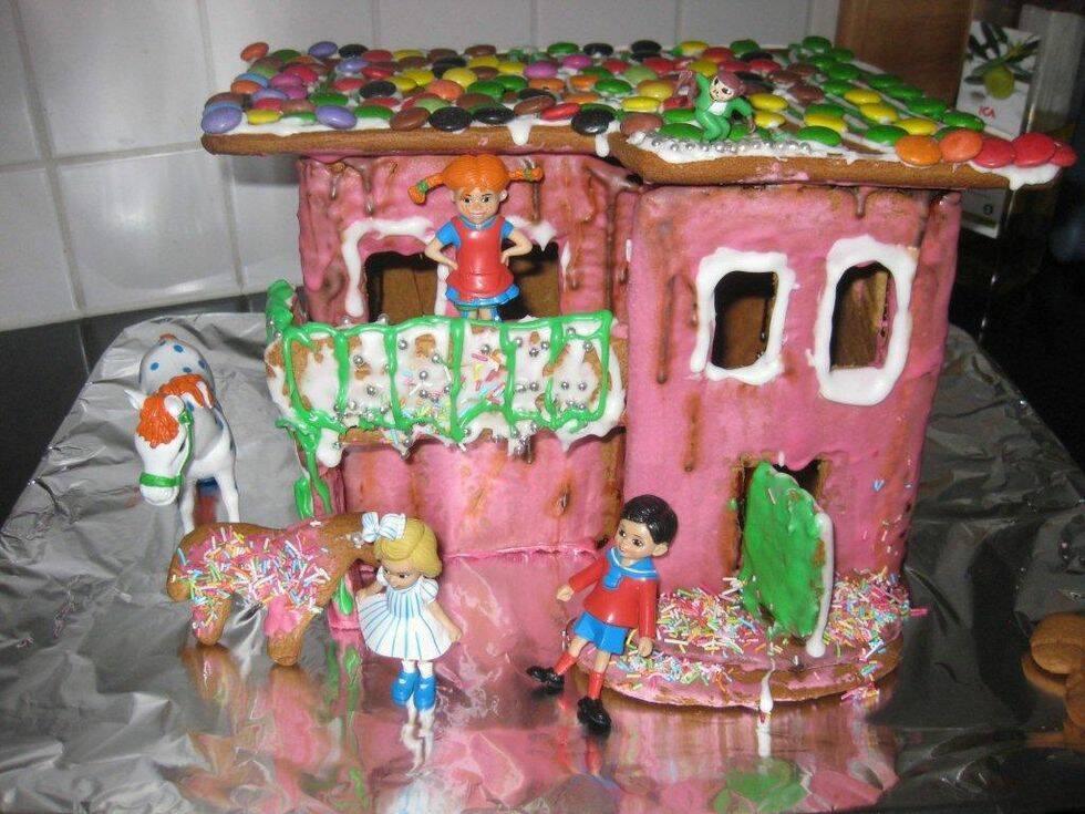 40 fantastiska pepparkakshus att inspireras av till julbaket