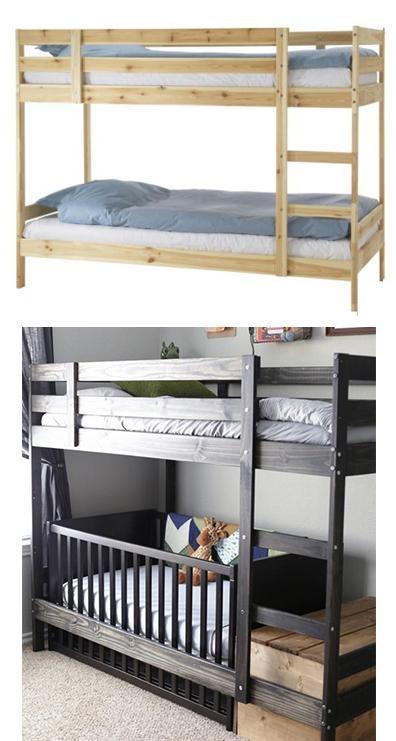 10 smarta Ikea-hacks till barnrummet som alla föräldrar borde känna till