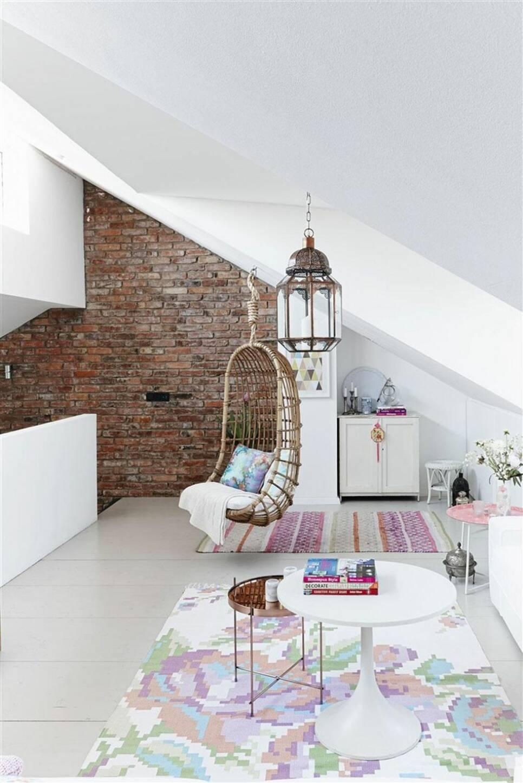 Ljus, rymd och mezzaninvåning – det här huset har allt!
