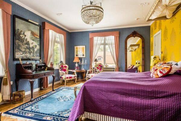 Här kan du få en herrgård för samma pris som en tvåa i Stockholms innerstad