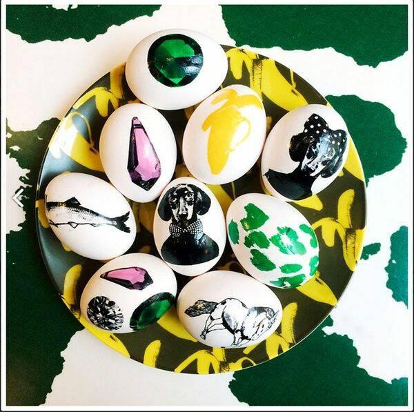 Tatuera äggen med Lisa Bengtsson-motiv i påsk