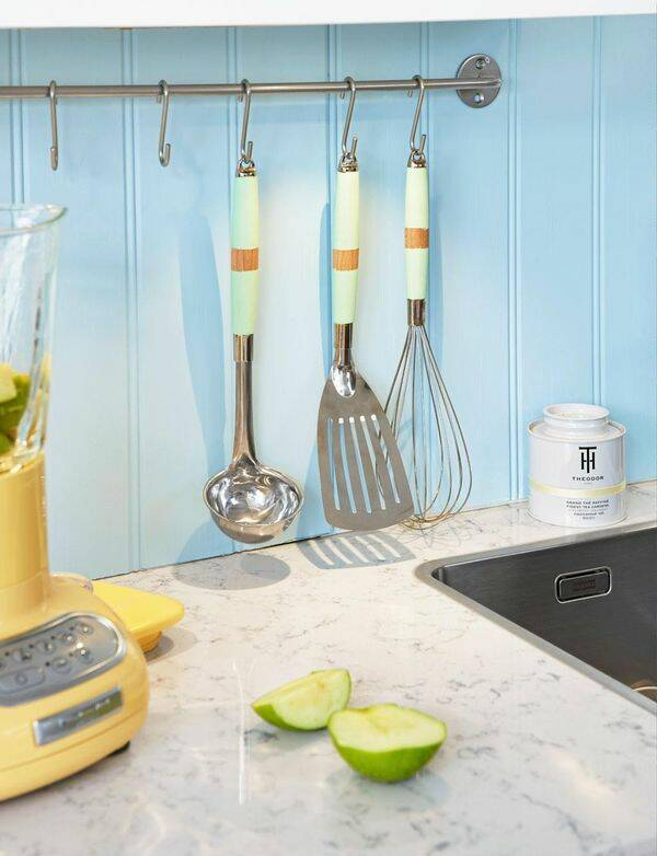 Snabbfixa köket – 10 smarta idéer du hinner göra på en helg