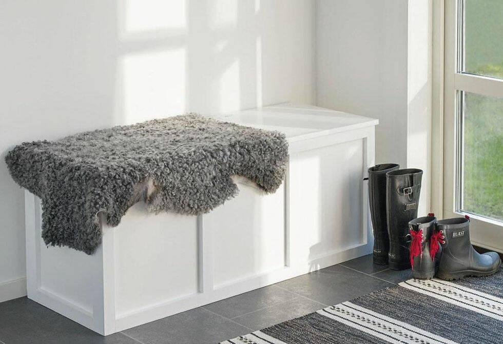 Bygg den smarta bänken med dold återvinning