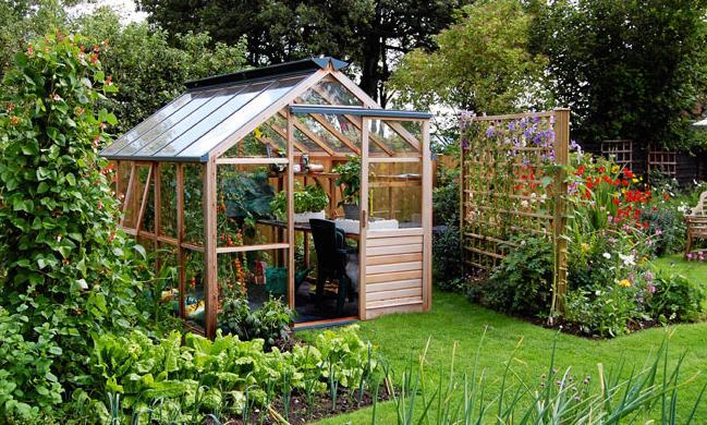 Inspiration: 16 växthus att drömma om från budget till lyx