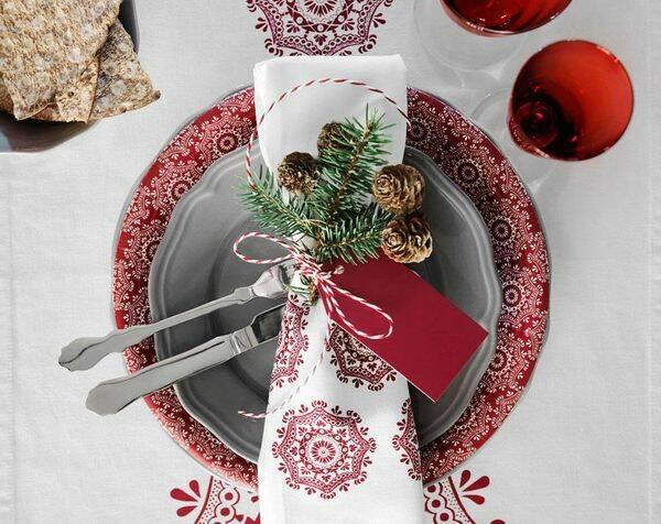 Pastell och romantik – nu kommer julen till Ikea