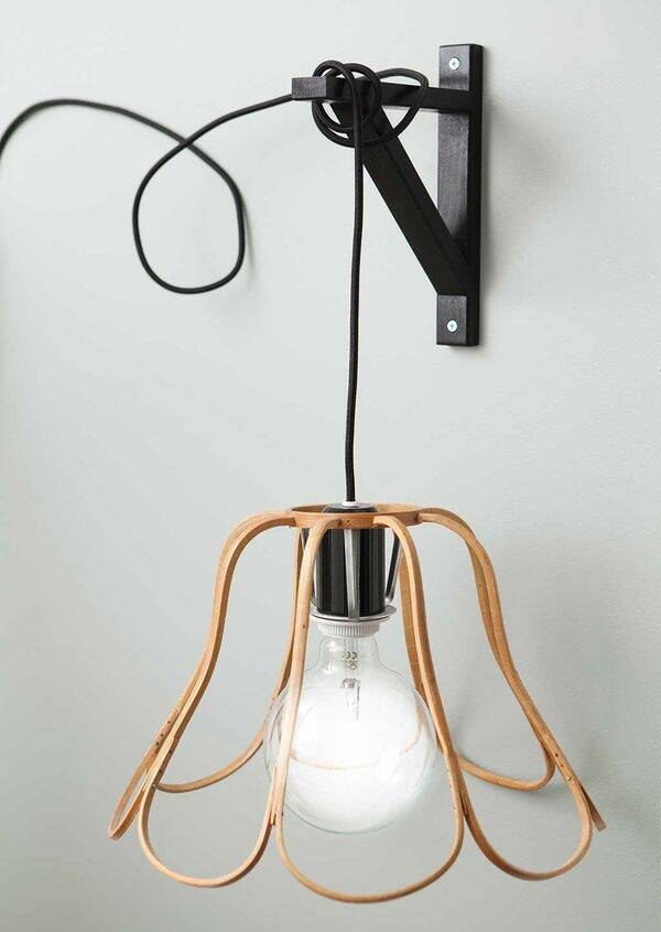 Så förvandlar du loppislampan – tre trendiga tips
