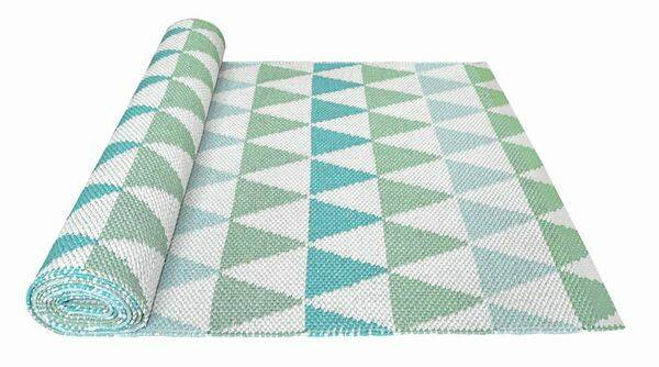 Sommarens finaste textilier i pastell och marint