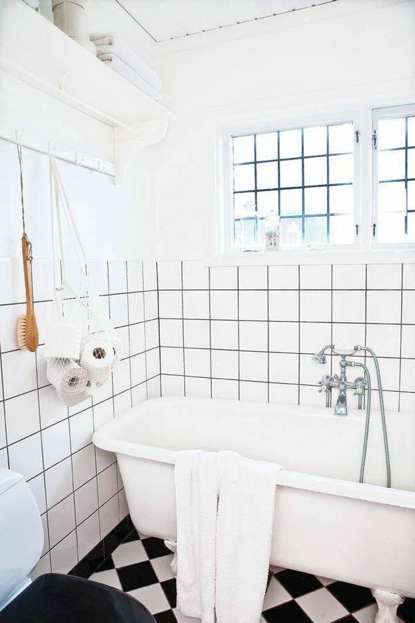 7 idéer för badrummet
