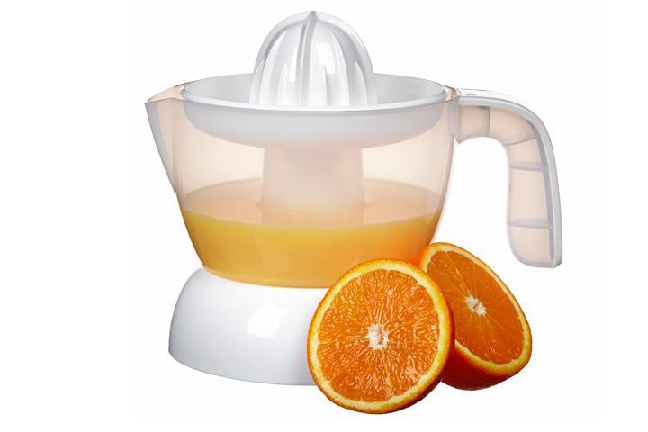 Test: Citruspressar