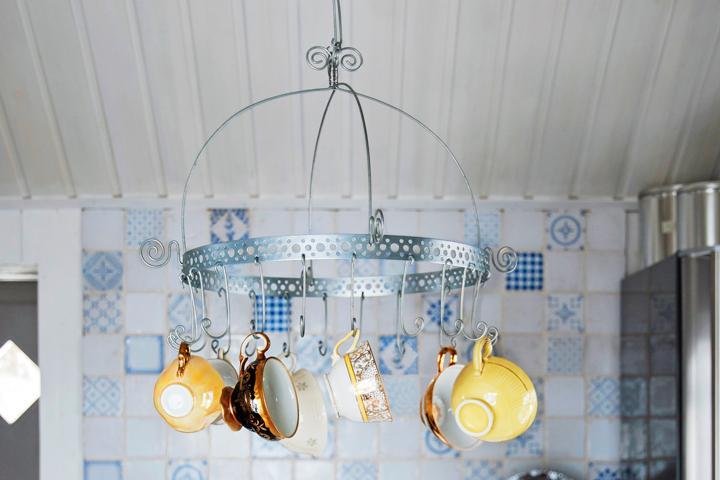 Bygg en enkel krona till köket