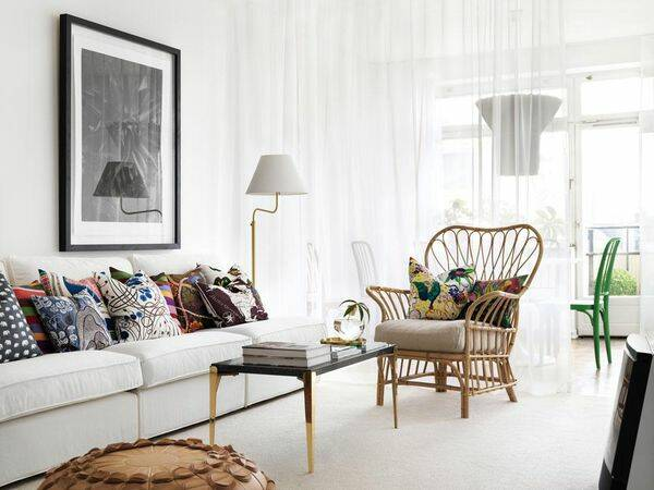 En lägenhet tre stilar – vilken väljer du?