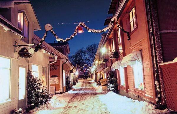 Bästa julmarknaderna från norr till söder