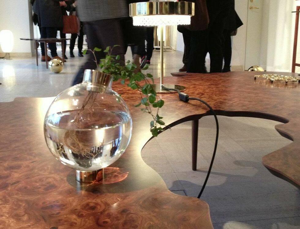 Dags för Stockholm Furniture & Light Fair