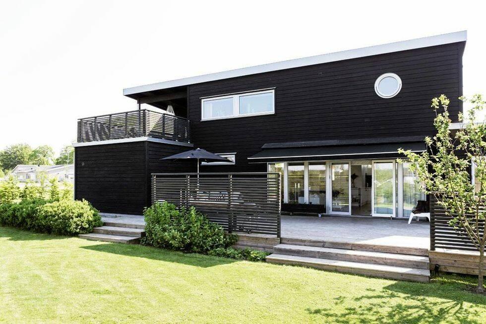 Huset som är planerat efter solen