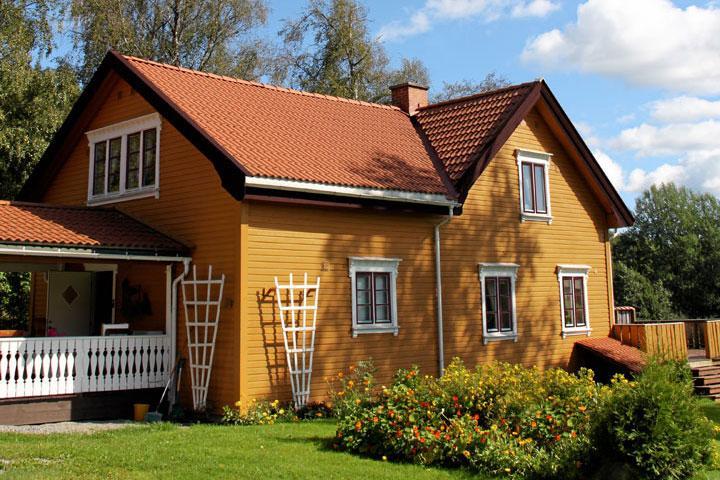Färgguide – välj rätt kulör till ditt hus