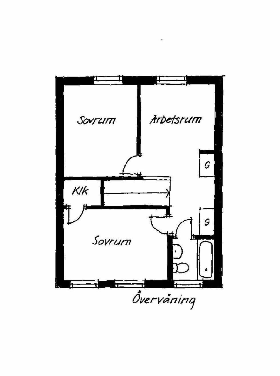 Ett hus med fokus på funktion