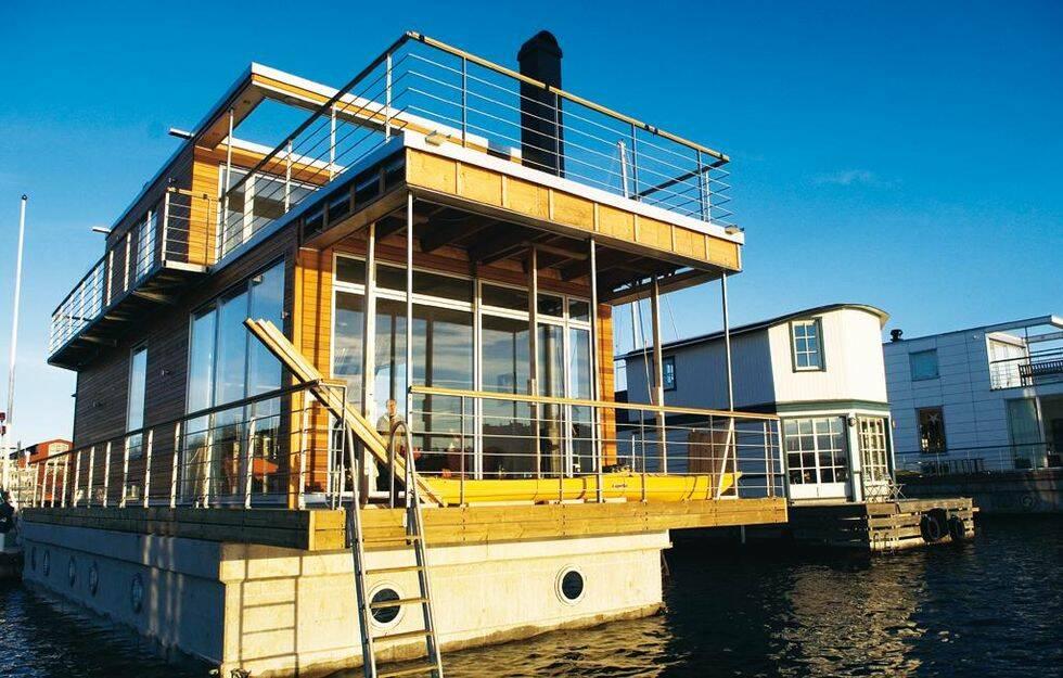 Flytande regler vid boende i husbåt