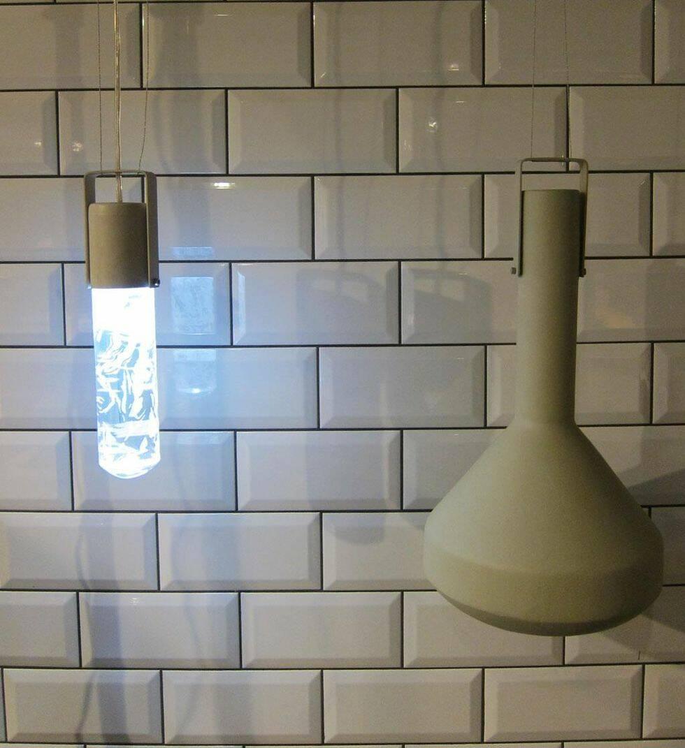 Kristallkronor på nytt sätt
