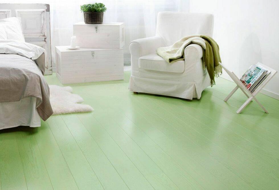 Nytt på golvet