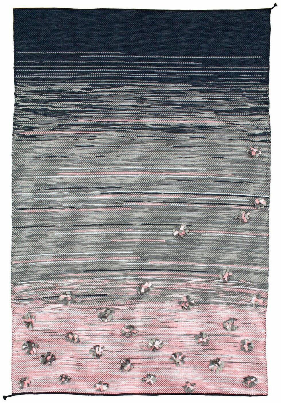 Välgörande design – unika trasmattor på Bukowskis Contemporary