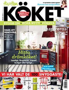 Hus & Hem vann Tidskriftspriset Årets Oneshot