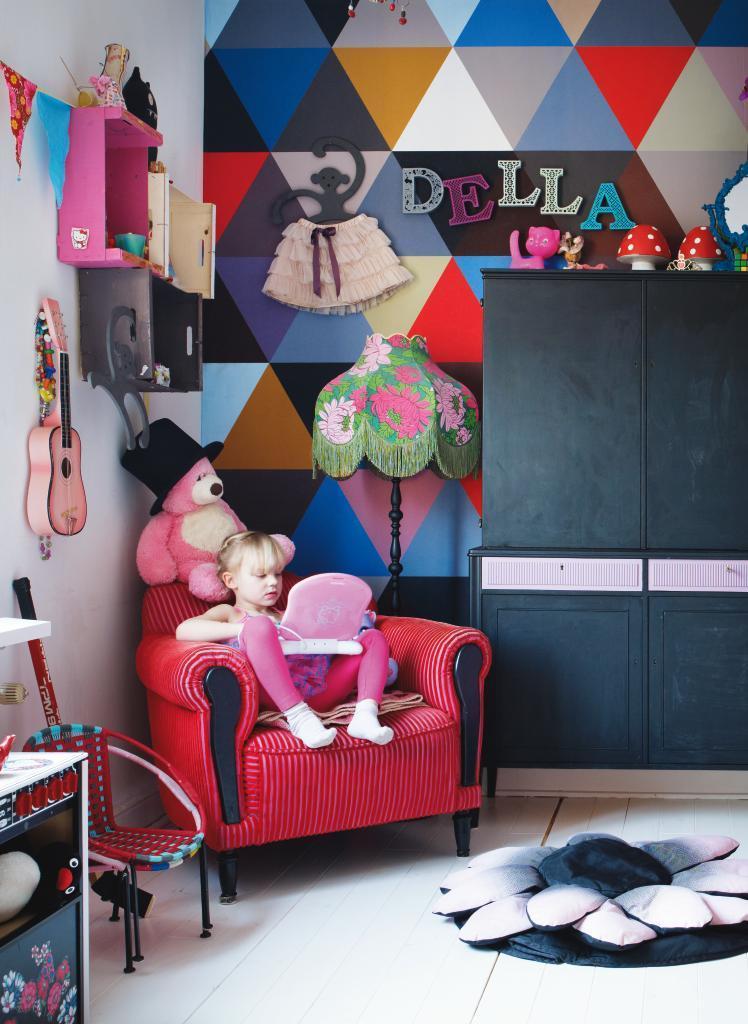 Isabelle McAllisters bästa tips för att fixa barnrummet