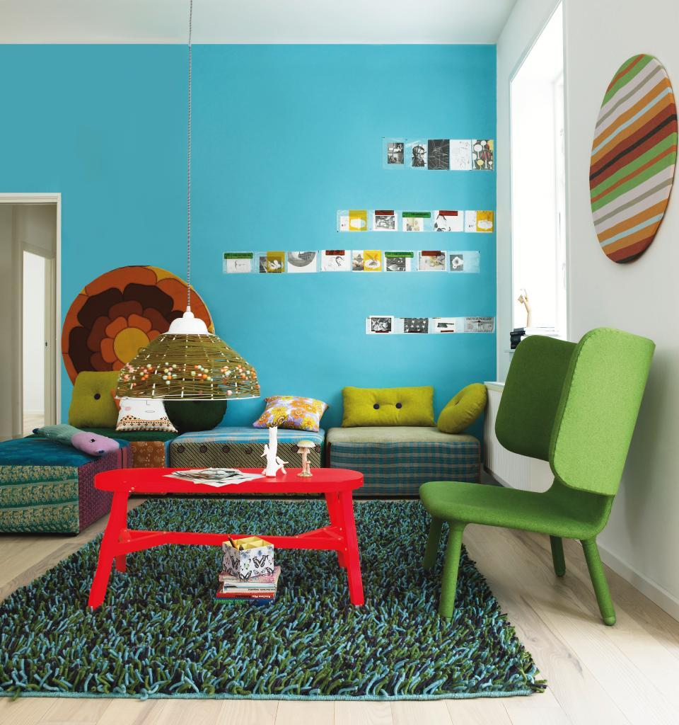 Ett rum – tre stilar