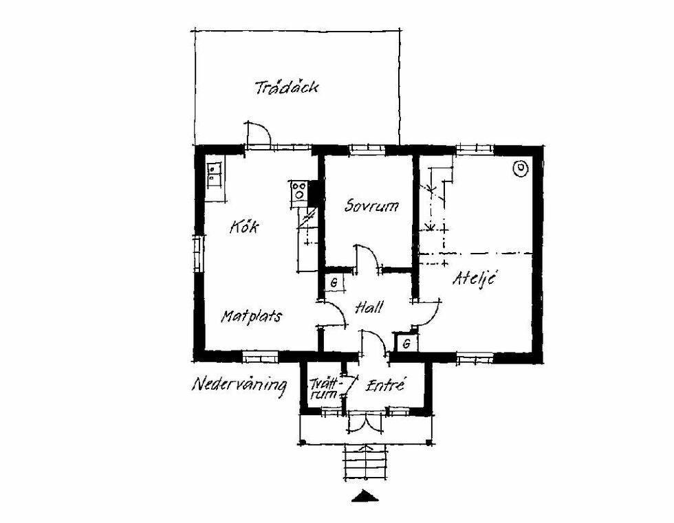 Stugresan – huset som flyttade