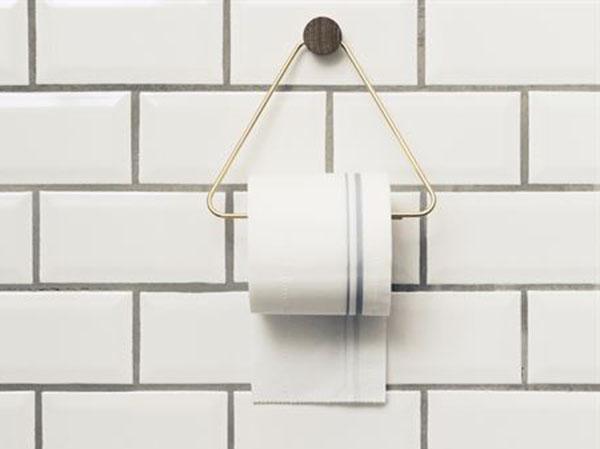 11 unika pappershållare som gör toabesöket lite roligare