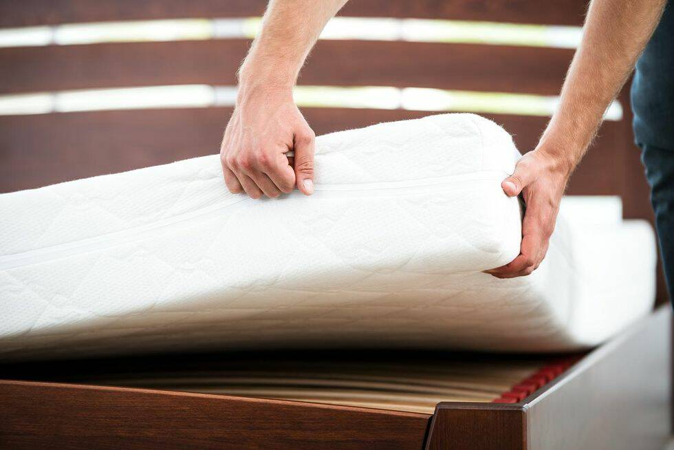 Så här rengör du din madrass – helt utan giftiga kemikalier