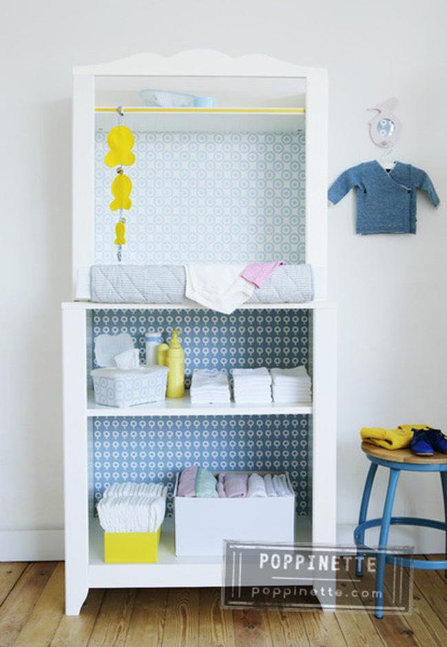 9 inspirerande Ikea-hacks för barnrummet