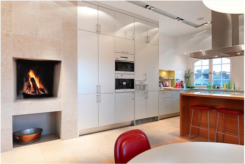Kika in i Sveriges dyraste lägenhet just nu