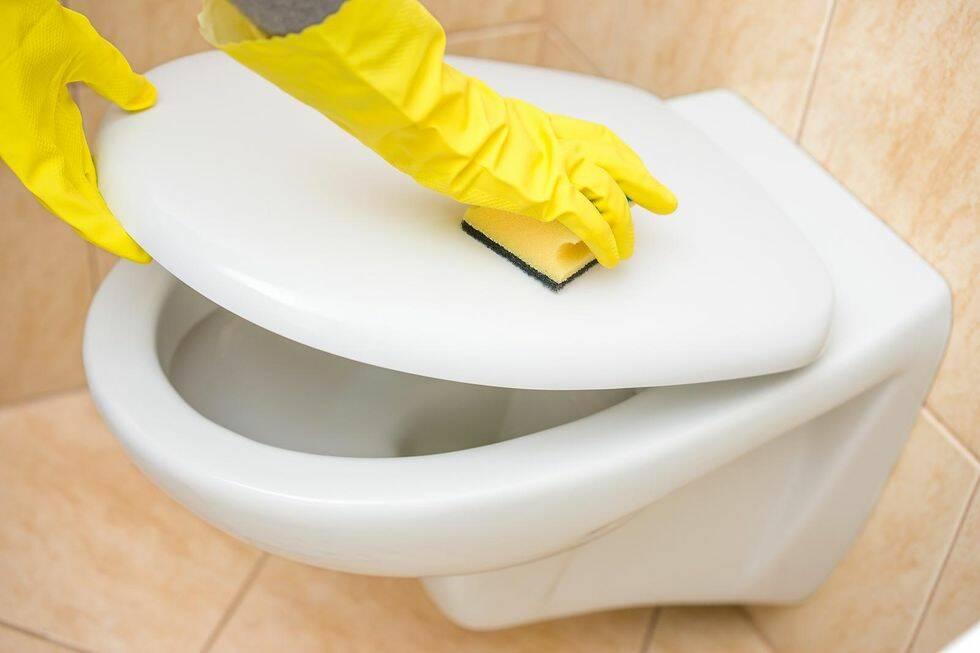 Så här dåliga är vi på att städa toaletten